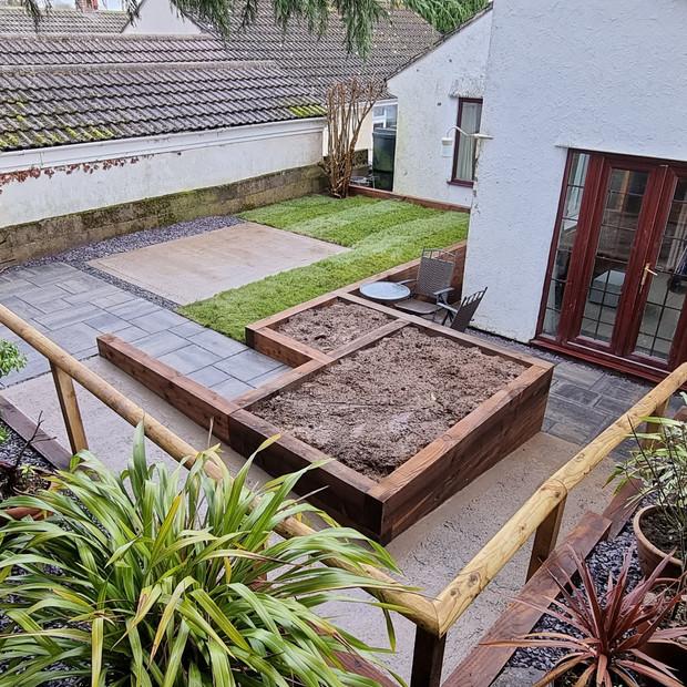 Accessible garden