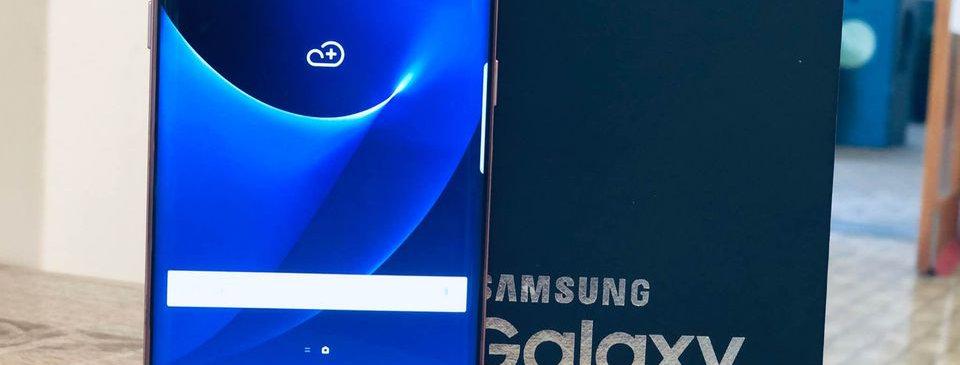 Samsung Galaxy S7 Edge G935F 4G 32GB Pink