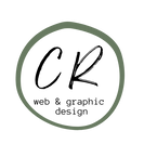 CR Web & Graphic Design Logo & Icons (1)
