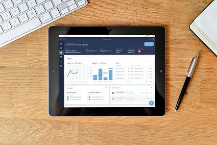 Mobile Retail Sales Application
