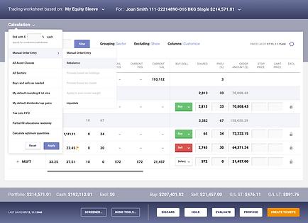 MS_2_Trading Worksheet_LandingPage_dropd