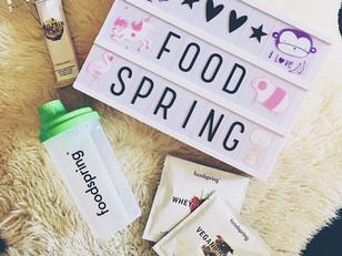 Perchè amare i prodotti Foodspring ?
