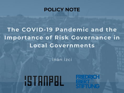 The COVID-19 Pandemic and the Importance of Risk Governance in Local Governments