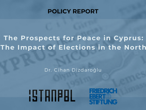 The Prospects for Peace in Cyprus: The Impact of Elections in the North