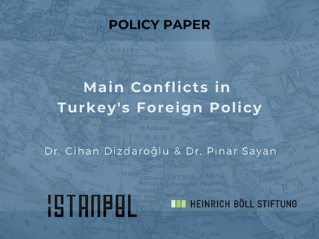 Main Conflicts in Turkey's Foreign Policy