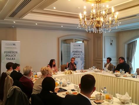 Dış Politika Toplantıları (1): Aşırı Sağın Yükselişi ve Dış Politika - Avrupa & Türkiye