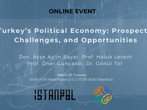 Turkey's Political Economy: Prospects, Challenges, and Opportunities