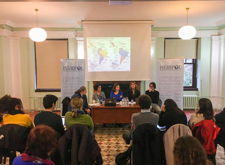 Contemporary Politics Seminars (2): Political Demands and Institutional Limits in Latin America