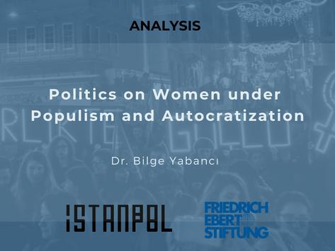Politics on Women under Populism and Autocratization
