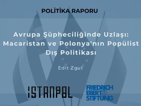 Avrupa Şüpheciliğinde Uzlaşı: Macaristan ve Polonya'nın Popülist Dış Politikası