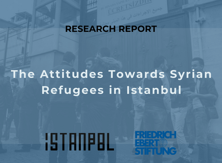 The Attitudes Towards Syrian Refugees in Istanbul