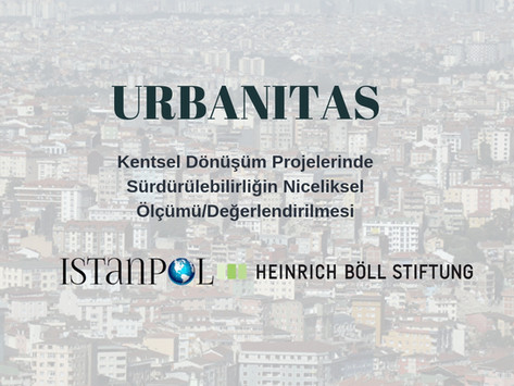 URBANITAS: The quantitative analysis of sustainability in urban transformation projects