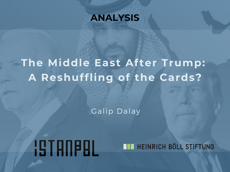 The Middle East After Trump: A Reshuffling of the Cards?