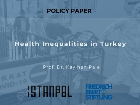 Health Inequalities in Turkey