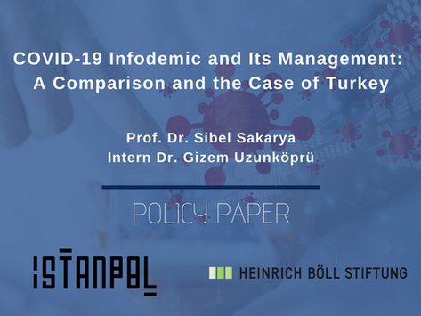 COVID-19 Infodemic and Its Management: A Comparison and the Case of Turkey