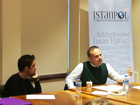 "Comparative Politics Workshops (4): Turkey's ""Black Sea Predicament"" in Relations with Russia"
