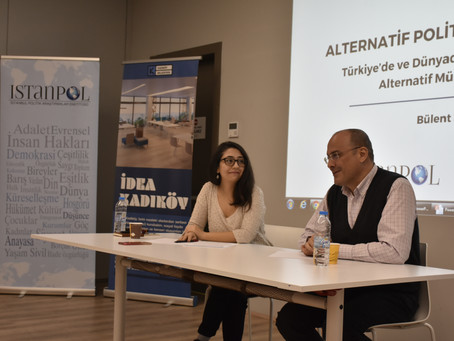 Alternative Politics Forum (4): Food and agricultural policy in Turkey and abroad