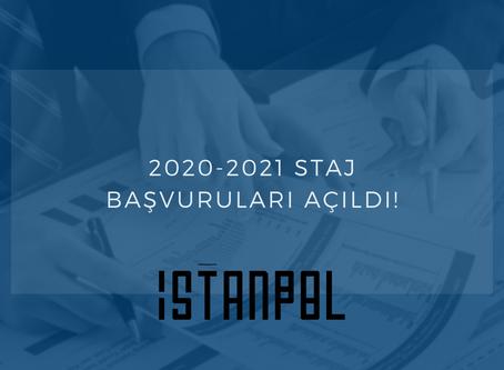 IstanPol 2020-2021 Staj Programı başvuruları başladı