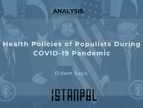Health Policies of Populists During COVID-19 Pandemic