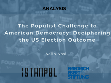 The Populist Challenge to American Democracy: Deciphering the US Election Outcome
