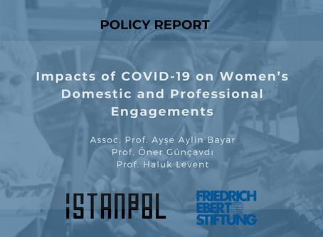 Impacts of COVID-19 on Women's Domestic and Professional Engagements