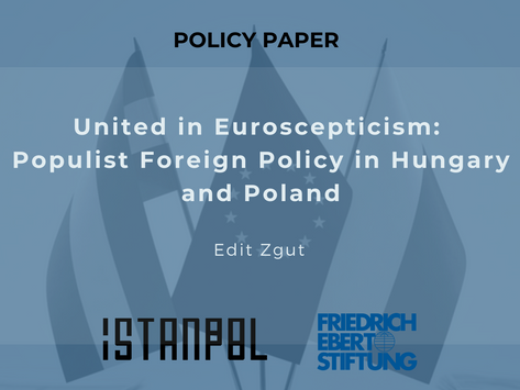 United in Euroscepticism: Populist Foreign Policy in Hungary and Poland