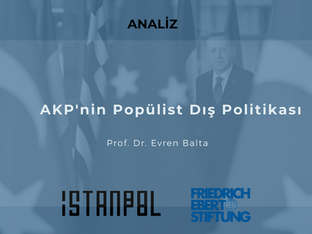 AKP'nin Popülist Dış Politikası