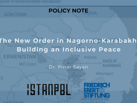 The New Order in Nagorno-Karabakh: Building an Inclusive Peace