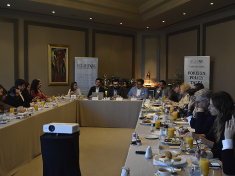 Dış Politika Toplantıları (2): İran & Orta Doğu Politikası