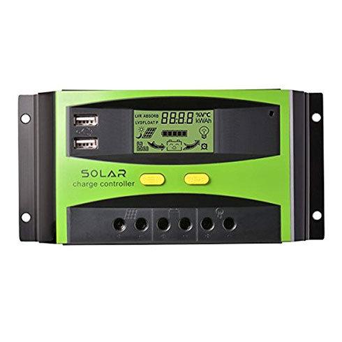 Regulador solar 20A PWM 12v / 24v