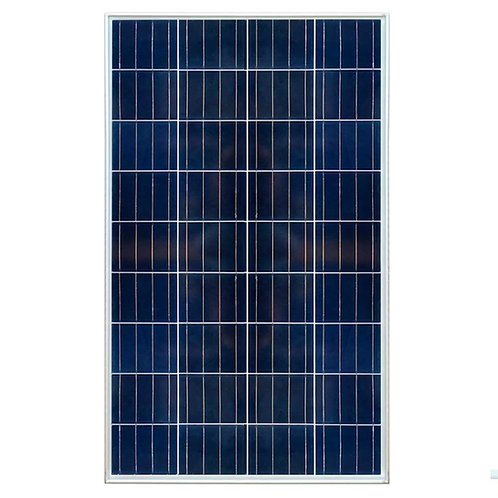 Solarpanel 100W polykristallin 12V