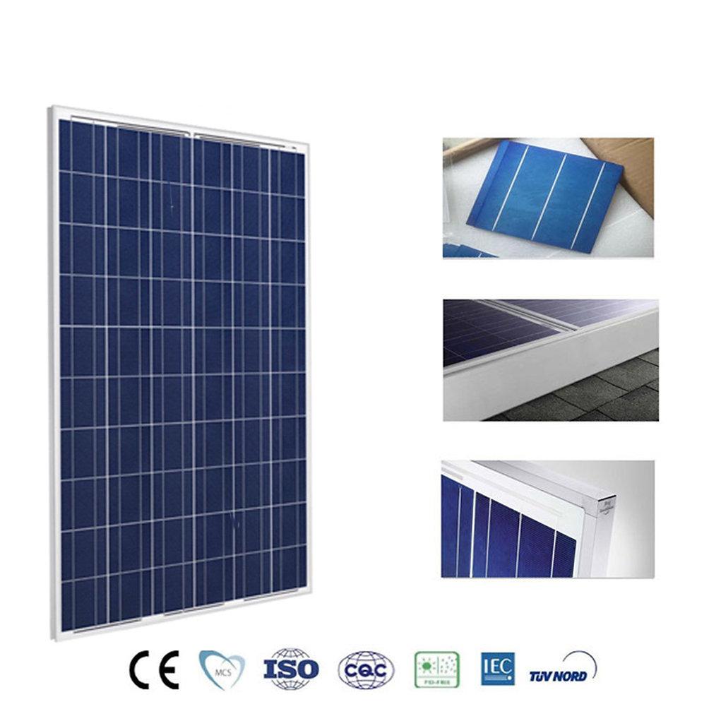 plaque solaire 250w panneau module photovolta que. Black Bedroom Furniture Sets. Home Design Ideas