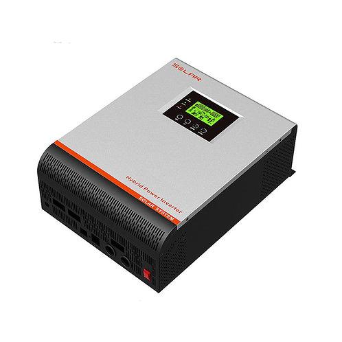 Inversor solar 3Kva 24v híbrido Regulador PWM 50A Cargador 30A