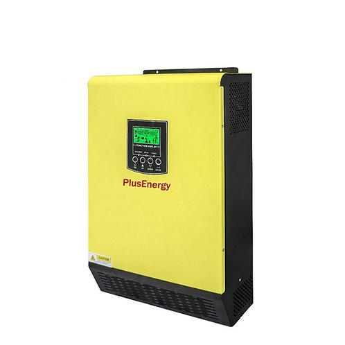 Inversor solar 5.5KW 48v híbrido Regulador MPPT 90A 500Vdc Cargador 60A