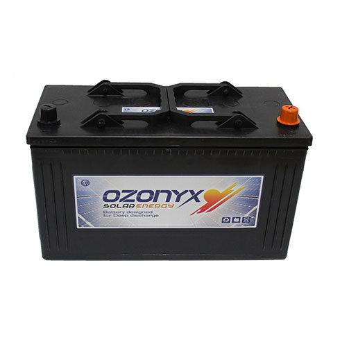 Batería Solar 125Ah / 12v Ozonyx