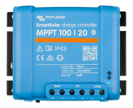 Regler Victron SmartSolar MPPT 100/20