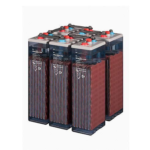 Batteries 5 Opzs 550Ah 2v Turbo Energy