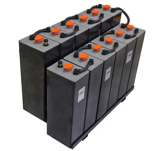 Baterías cpzs 750A 1 vasos 2v