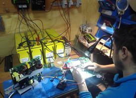 WccSolar: Distribuidores de material solar con servicio propio de asistencia técnica y reparación