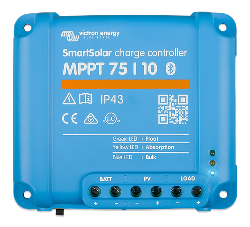 Regulator Victron SmartSolar MPPT 75/10