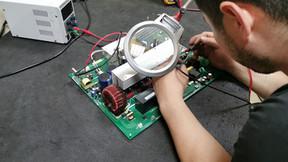 WccSolar un Servicio Técnico propio y garantizado