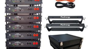 Nueva Batería Litio 2.4kWh TS2400 48VDC