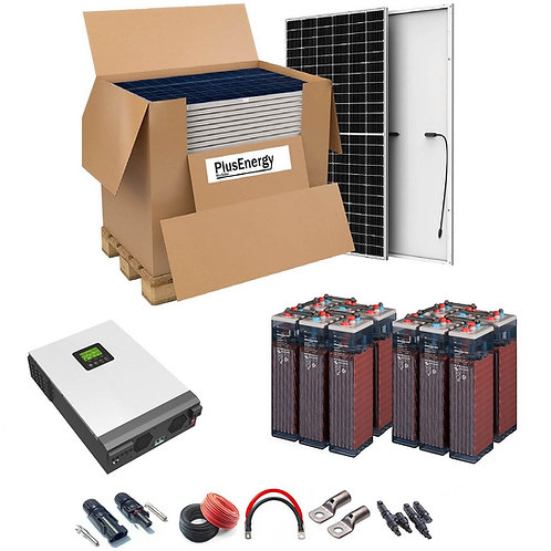 Solar Kit 48v 5000w Hybrid Wechselrichter