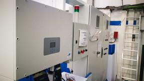 Instalación Fotovoltaica de 60kw en Sevilla