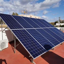 Instalación 4Kw de vertido cero en Sevilla