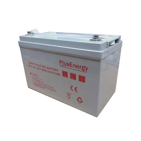 Batería solar GEL 150Ah / 12v PlusEnergy TPG150