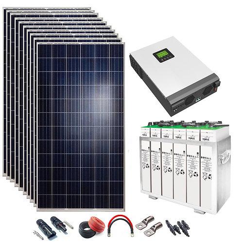 Solar Kit 24v 3000w Hybrid Wechselrichter