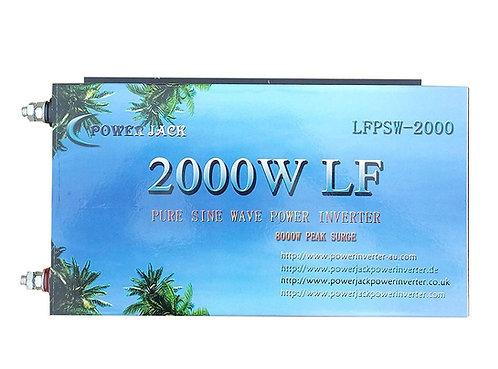 Solar inverter 2000w 12v Pure wave