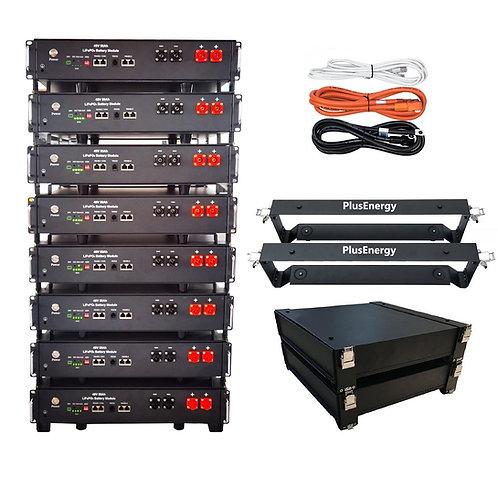 Lithium Battery 2.4kWh TS2400 48V PlusEnergy