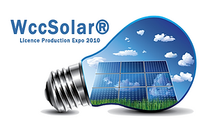 Image result for wccsolar logo